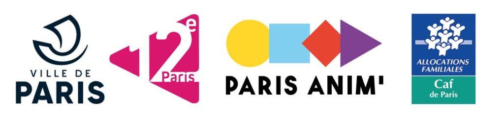 ville de Paris, Mairie du 12eme, Paris Anim', Caf Paris