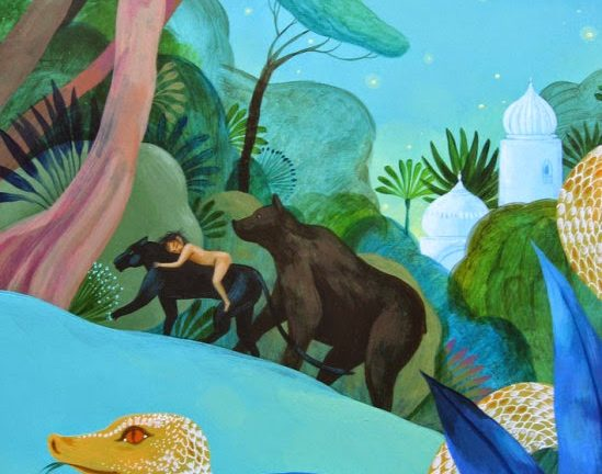 Exposition : Voyages réels, voyages rêvés, Judith Gueyfier