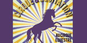 Séjour cirque et équitation