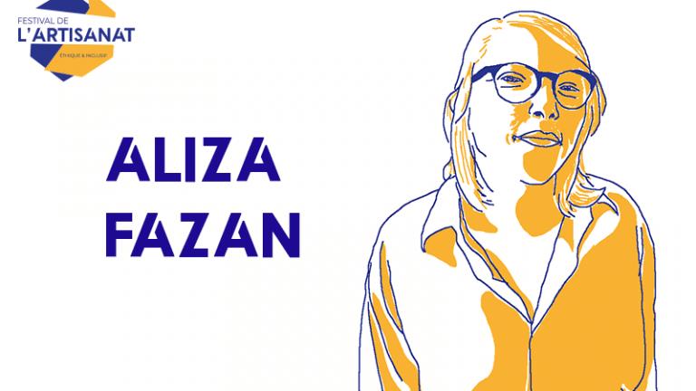 [Bio]Aliza Fazan