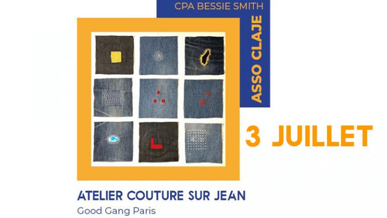 [Atelier] Customisation et upcycling sur jean