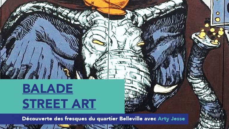 [FCU] Balade Street Art