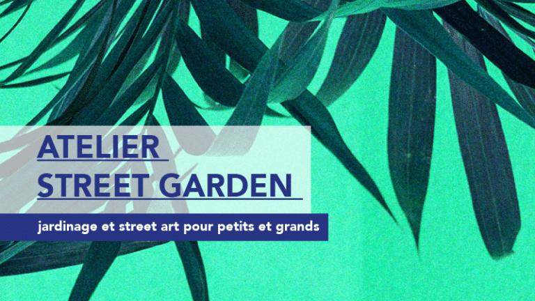 [FCU] Atelier Street Garden