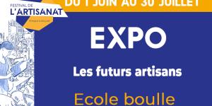 [Expo] : les futurs artisans