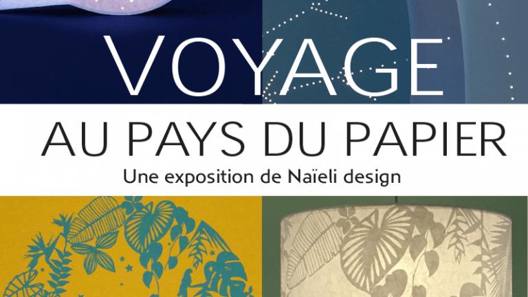 [Expo]: Voyage au pays du papier