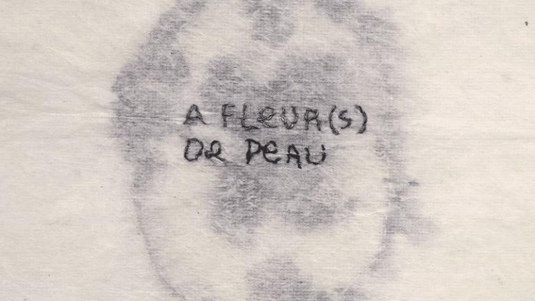 [Expo]: A Fleur(s) de peau