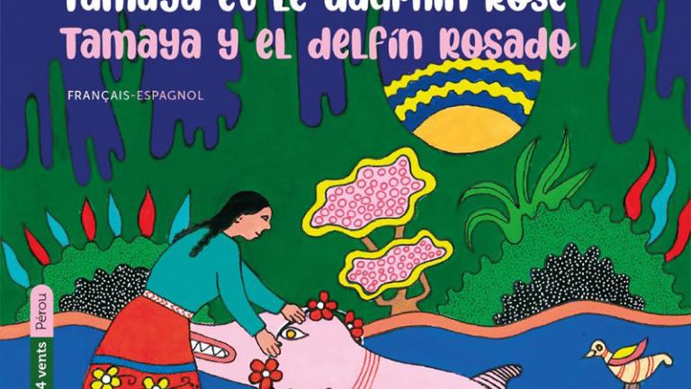 [RENCONTRE] «Tamaya et le dauphin rose»