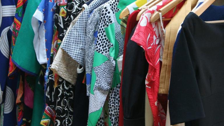 Trocs de vêtements