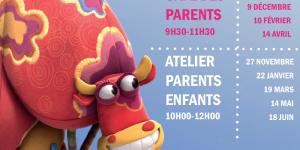 Café des parents / Ateliers parents-enfants